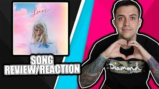 Taylor Swift - Lover Track Review/Reaction