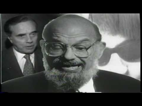 "Allen Ginsberg With Paul McCartney ""Ballad of The Skeletons"""