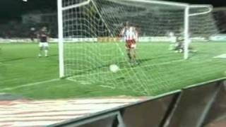 AEL-Olympiakos 2-1 2005-06 Highlights