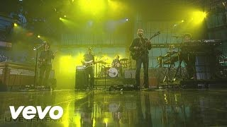 The Shins - Phantom Limb (Live On Letterman)