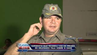 Delegado Dá Voz de Prisão a Sargento que se Negou a Fornecer Contato Pessoal