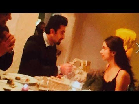 Ranbir Kapoor Proposes Deepika Padukone