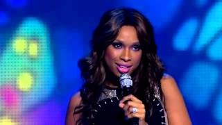 Jennifer Hudson Video - Jennifer Hudson performs Hallelujah at We Day 2012
