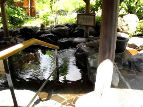 蓬平温泉 和泉屋「貸切 やま野」2011年5月25日