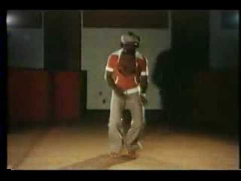 James Brown gives you dancing lessons