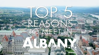 Albany New york drone
