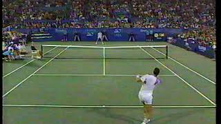 "Jimmy Connors calls Ivan Lendl ""F***ing Faggot Playing Pusher"" after losing game at 1992 US Open"