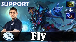 Fly - Lich Offlane | SUPPORT | Dota 2 Pro MMR Gameplay