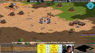 AoE 44 Random BiBiClub + VaneLove vs Liên Quân Pow 29-10-2017