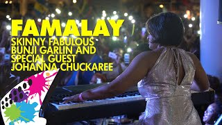Skinny Fabulous - Famalay feat. Bunji Garlin and Johanna Chuckaree  | Ubersoca Cruise 2019
