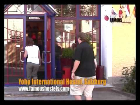 Yoho International Hostel - Best Youth Hostel in Salzburg, Austria