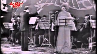 Resala Men Emraa - Fayza Ahmed رسالة من امراة - حفلة - فايزة أحمد