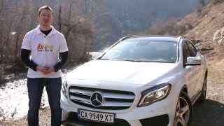 Mercedes-Benz GLA 220 CDI 4MATIC - Test Drive