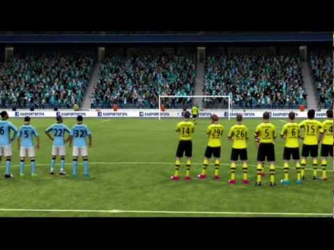 Fifa 13 PS3 Gameplay/Review Español (Demostración)