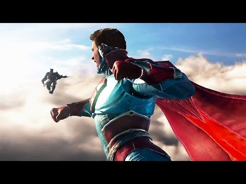 INJUSTICE 2 Gameplay Trailer (E3 2016)