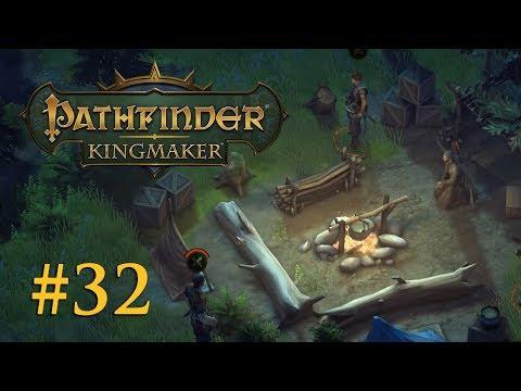 Let's Play Pathfinder: Kingmaker # 32 – An der Dornenfurt (Blind / Deutsch)