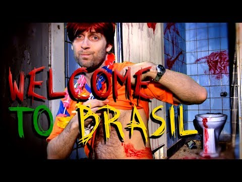 WELCOME TO BRAZIL WORLD CUP 2014 - AMADA FOCA
