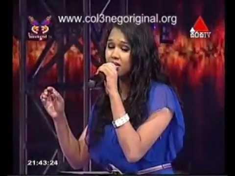 Supper Song In Sirasa Super Star Season 5 12 01 2013 video