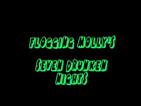 Flogging Molly - Seven Drunken Nights