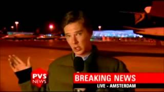 Benedict Cumberbatch   Broken News