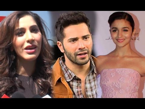 Sophie Chaudry Finds Varun Dhawan And Alia Bhatt Adorable