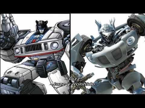 Como Se Hizo: Transformers. Subtitulado En Español