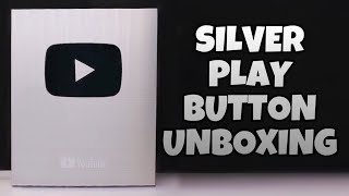YOUTUBER Unboxes SILVER PLAY BUTTON 2019! | 100,000 SUBSCRIBERS