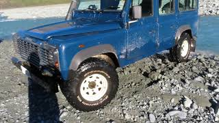 land rover mistake flat