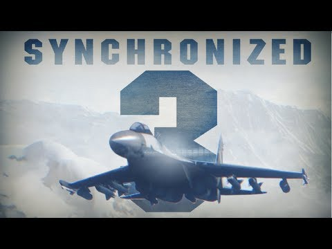 Battlefield 3 Synchronized 3 (Stunt Cinematic)