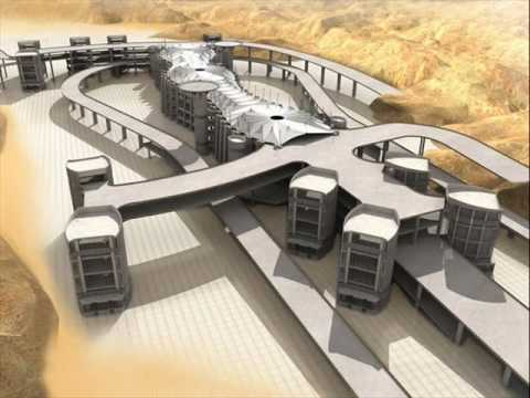 Future Pictures Of Makkah & Madinah (inshallah) video