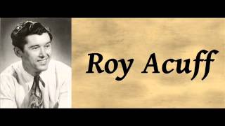 Watch Roy Acuff Low And Lonely video