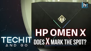 Tech It And Go: Does HP Omen X mark the spot?