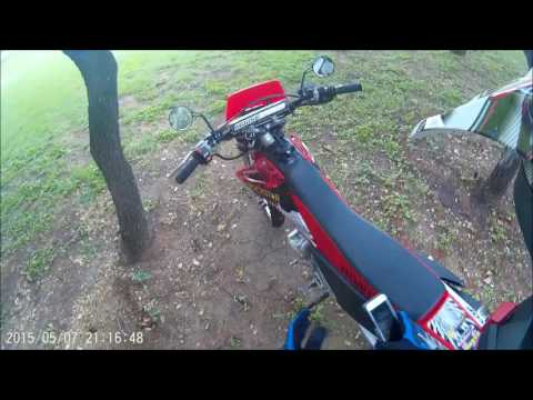 Baja Designs Dual Sport Kit On Honda CRF230F