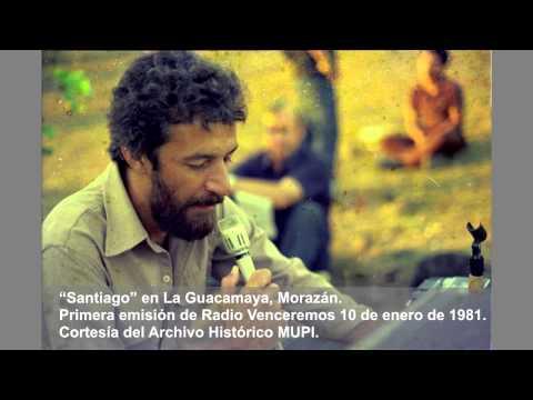 """Santiago: """"Las luchas sociales me llevaron a fundar Radio Venceremos"""""""