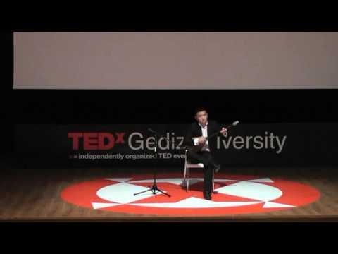 Dombra: Abay Ateibek at TEDxGedizUniversity
