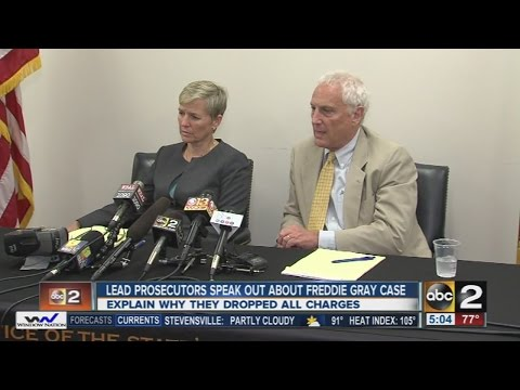 Lead prosecutors for Freddie Gray cases speak out
