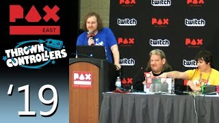 Thrown Controllers Game Show - PAX East 2019