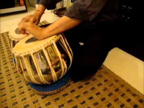 JHOOMTI CHALI HAWA -TABLA INSTRUMENTAL BY RAJIV GOEL