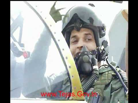 Indian Light Combat Aircraft [LCA] Tejas LSP-7 - maiden flight