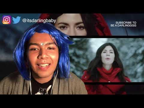 MARINA - Handmade Heaven (Official Video - REACTIONS by DARLING!)