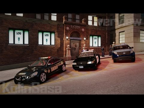 GTA 4/EFLC Emergency Lighting System v7