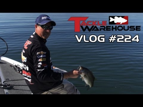Fishing clear lake with bryan thrift part 2 tackle for Lake bryan fishing
