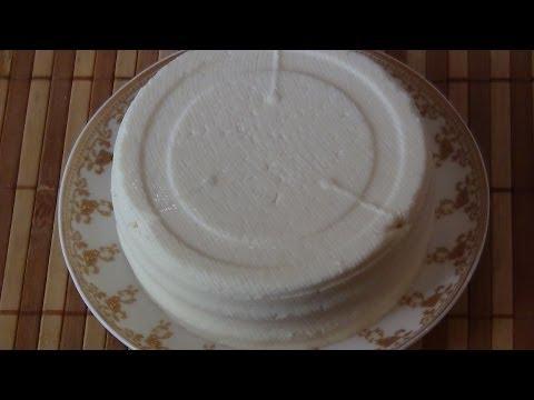 Домашний сыр (проверенный рецепт).