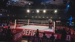 Defiant #1: Full Show - Marty Scurll, Martin Kirby, Travis Banks & More