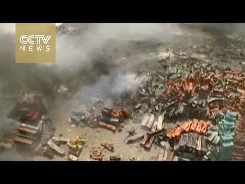 "Tianjin explosions probe: Accident result of ""serious dereliction of duty"""