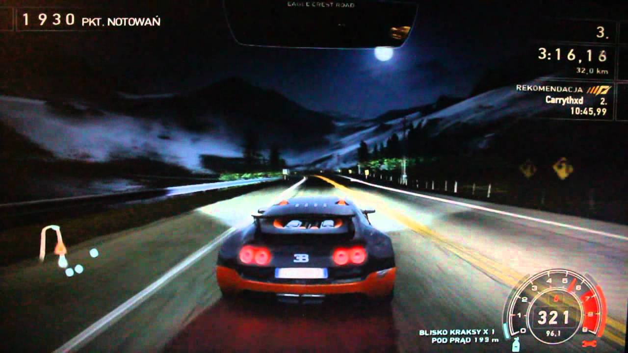 nfs hot pursuit ps3 super sports dlc final race. Black Bedroom Furniture Sets. Home Design Ideas