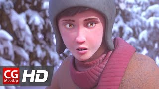 "CGI Animated Short Film: ""Below Zero"" by Peter Hyun & Jeff Kim 