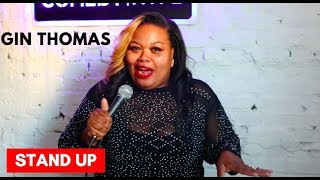 If My BF Gets Beat Up, I'm Single - Gin Thomas | Stand Up Comedy