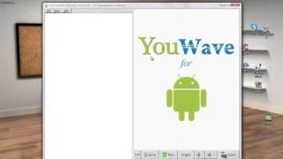 تحميل وتنصيب وتفعيل برنامج Youwave Android - Durée: 7:14.