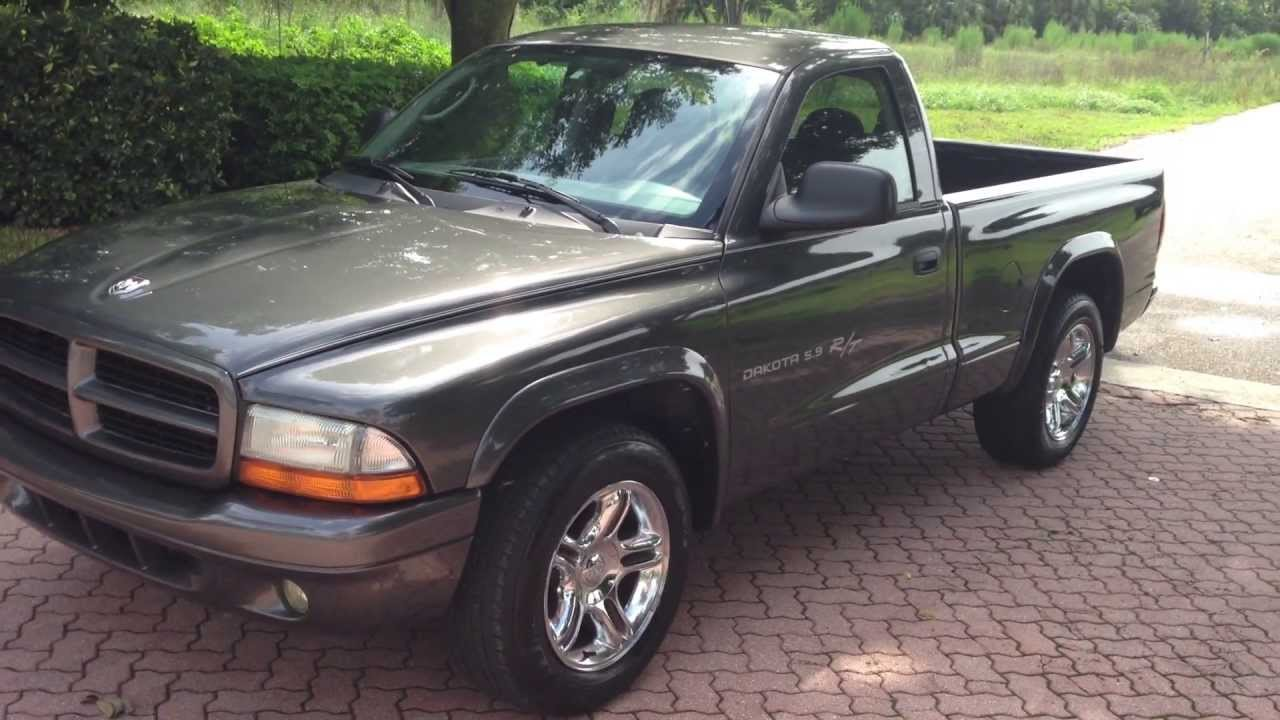 2002 Dodge Dakota RT Sport 5.9L - View our current inventory at FortMyersWA.com - YouTube